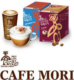CAFE MORI 상품